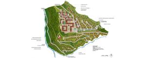 Master Plan, New Denchi Town